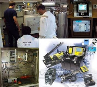 Gas Free Certification, Gas Free for Hot Work Certification, Automation Calibration Laboratory