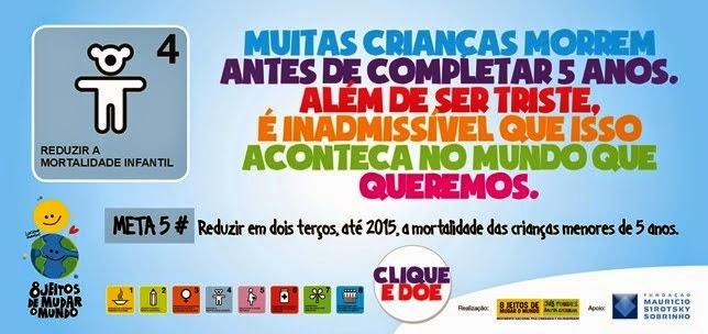 8 jeitos de mudar o mundo!