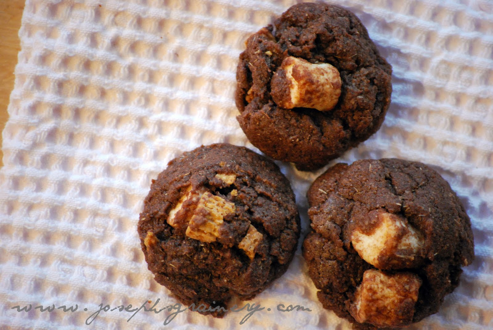 ... Grainery: S'mores Cookies with Joseph's Grainery Whole Grain Cookie