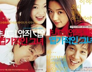 Sinopsis Drama Korea K-Movie My Sassy Girl (2001) Lengkap