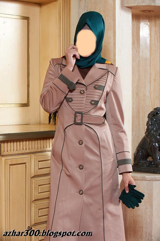 ملابس مجبات تركية شتوية موديلات 2012