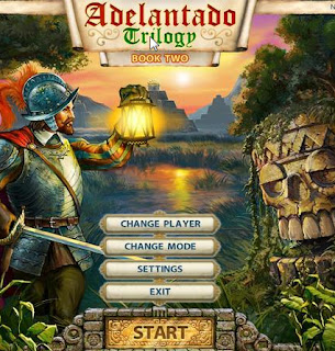 Adelantado Trilogy - Book Two Start