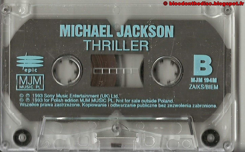Thriller K7 Side B