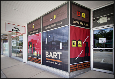 BART at Mills Avenue Orlando