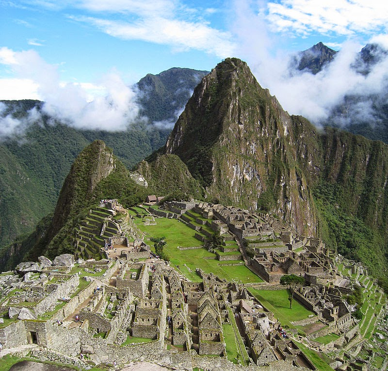 Ingenieros Ancestrales: Construyendo Machu Picchu
