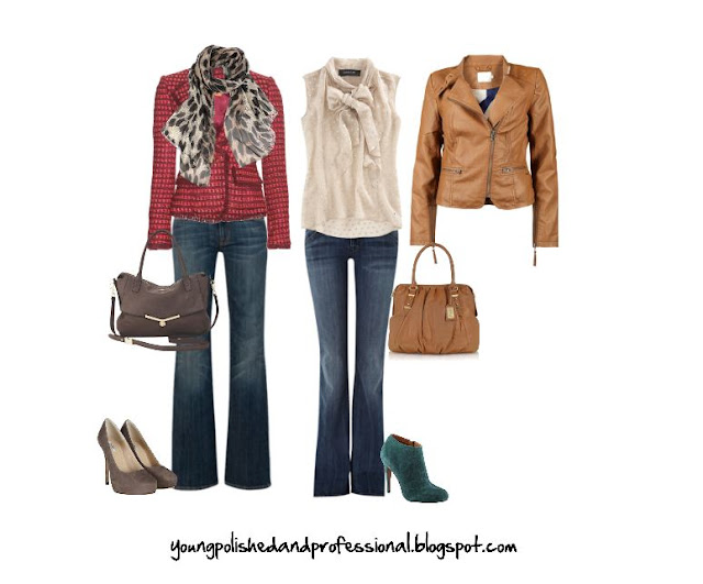 Smart-Casual Attire for Women