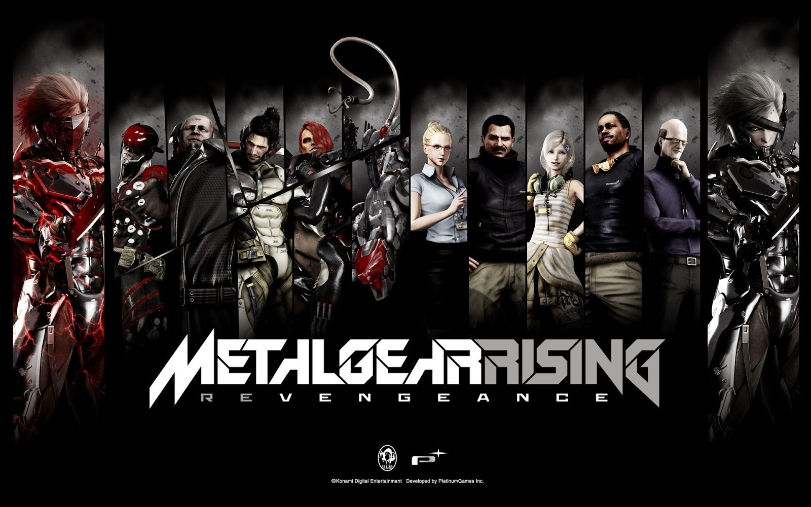 Metal Gear Rising Revengeance - Download Game PC Iso New Free