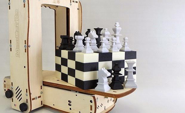 MiniCut2d chess