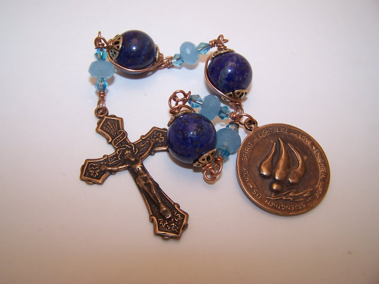 "No. 129.  2011 Christmas Collection-""3 HAIL MARY DEVOTION"""