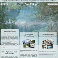 bagnisanfilippoterme.it il miglior sito su Bagni san Filippo