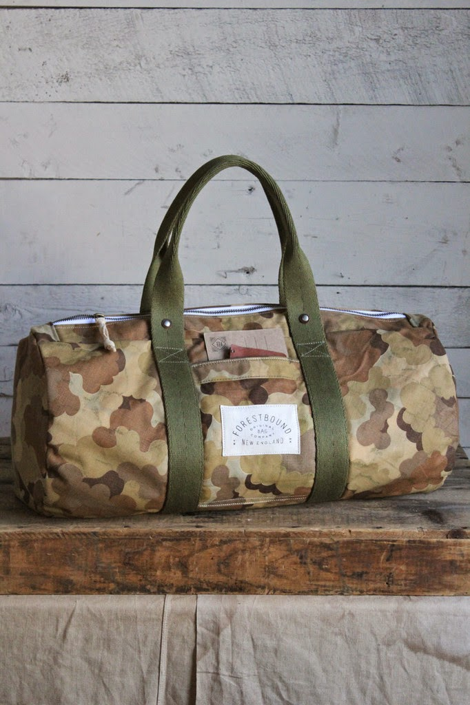 http://www.forestbound.com/collections/forestbound-originals/products/1950s-era-cloud-camo-duffle-bag