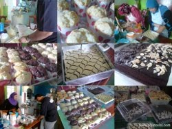 KELAS HANDS ON MUFFIN N BROWNIES