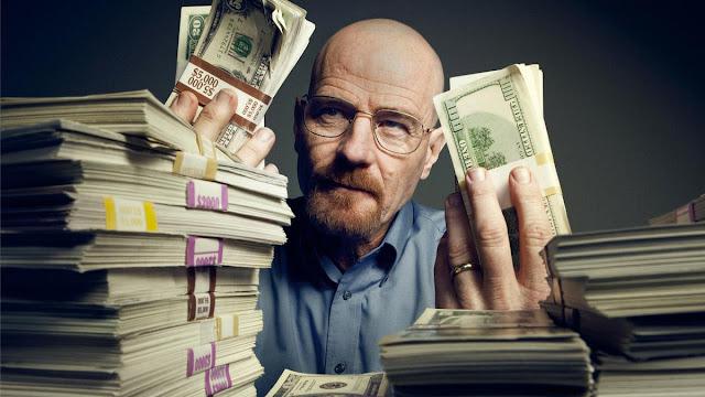 prawo przyciągania, pieniądze
