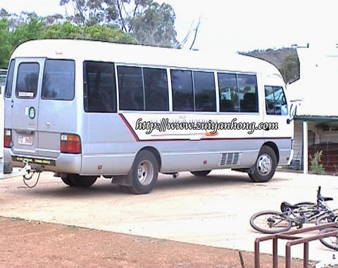 Western Australia Bus