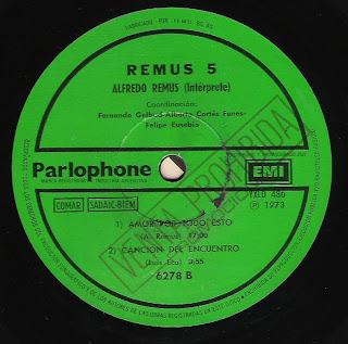 Remus 5: Remus 5 (1973)