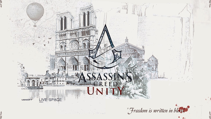 Assassins Creed Unity Logo 10