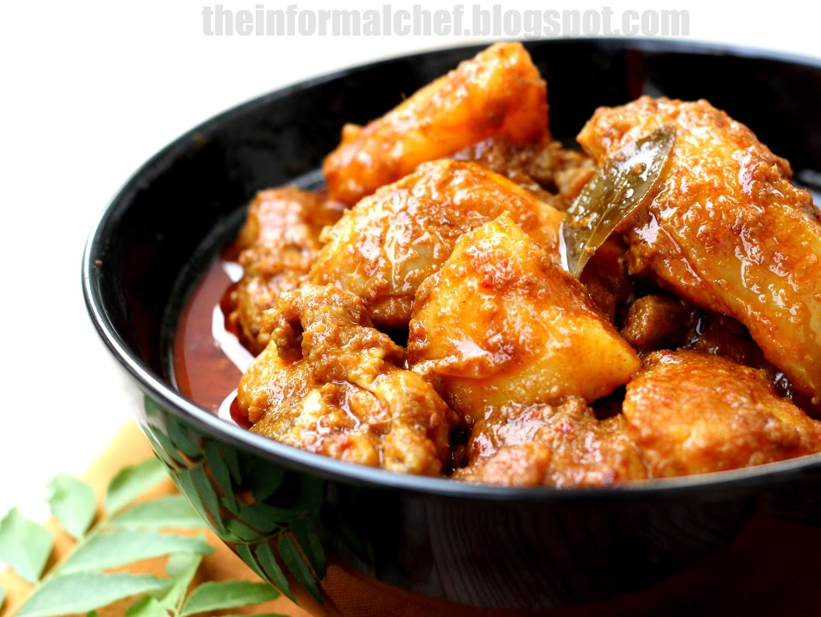 The informal chef best chicken curry recipe best chicken curry recipe forumfinder Gallery