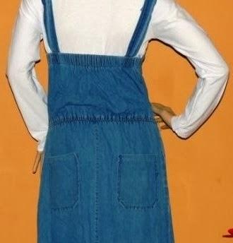 Gamis Jeans Indonesia