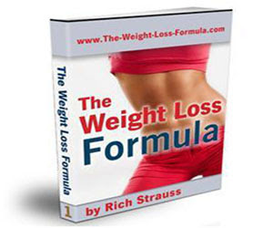 Product: The Weight Loss Formula