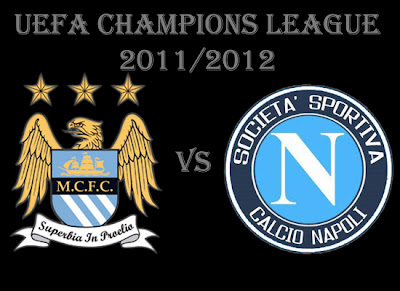 Manchester City vs Napoli Champions League