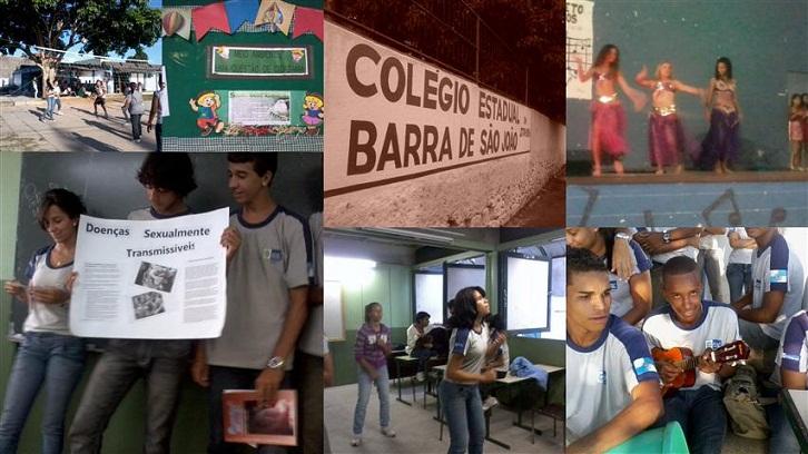 COLÉGIO ESTADUAL BARRA DE SÃO JOÃO