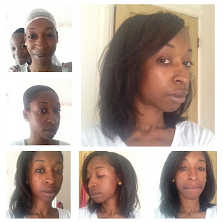 The Healthy Hair Diary Wash Day Diary 1 Week Post