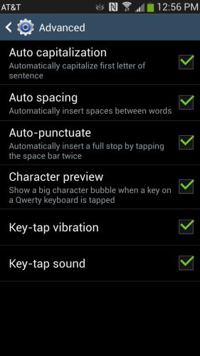 keyboard sounds