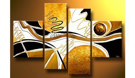 Oleos y cuadros abstractos for Fotos cuadros abstractos modernos