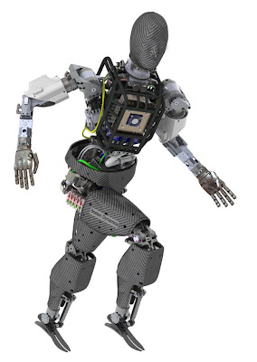 DARPA Robotics Challenge GFE