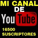 TODOS MIS VDEOS EN YOUTUBE
