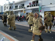 Los carneros is tradicional party of the carnivals in the Island of El . (carnaval )