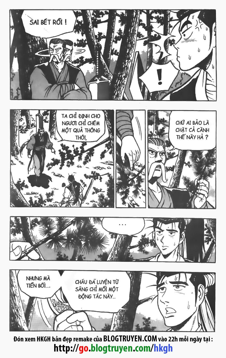 Hiệp Khách Giang Hồ chap 79 page 20 - IZTruyenTranh.com