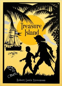 book report on treasure island