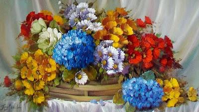 cuadros-de-flores-con-cestos