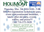2016 United Way Ski Day at HoliMont Ski Resort