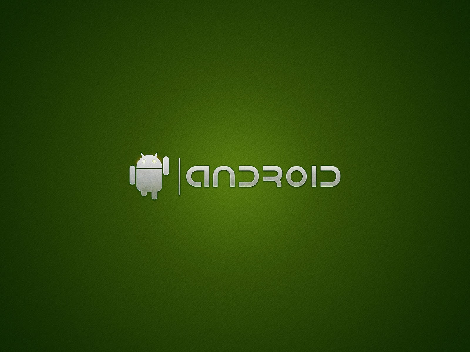 Free Green Android Wallpaper Widescreen HD