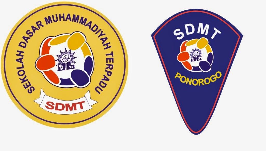 Logo Baru di Begde Seragam SDMT