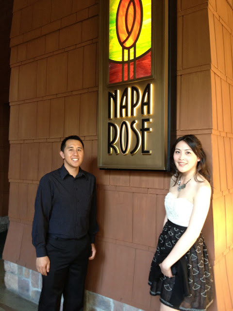 Anniversary Spotlight - Chef's Counter at Napa Rose Restaurant