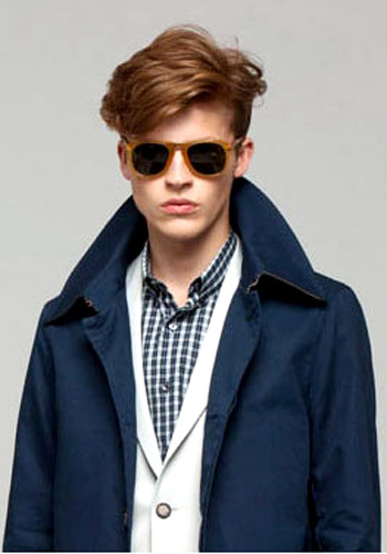VITAMIN 4 US: Style Rambut Pria