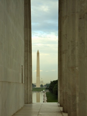 Lincoln and Washington Monument