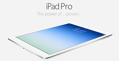 Harga tablet iPad Pro terbaru