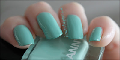 ANNY mint dolphin