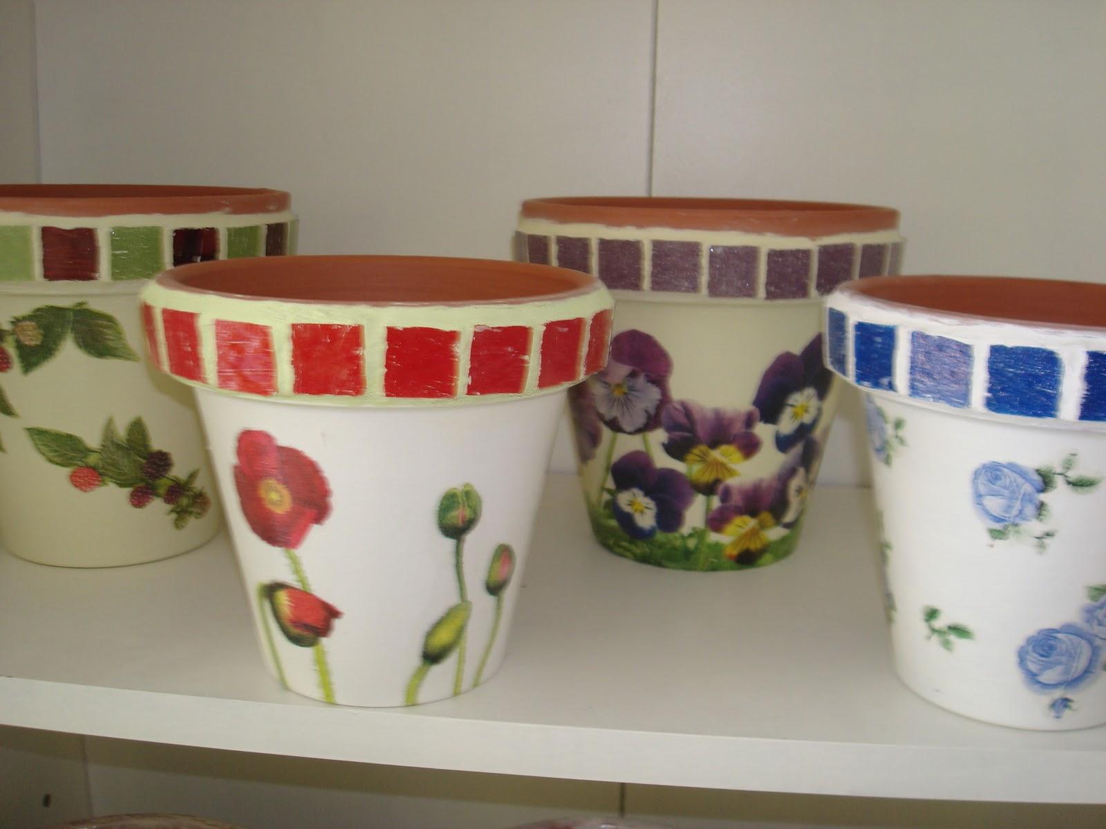 Jardin de lata tenemos macetas nuevas for Jardines en lata