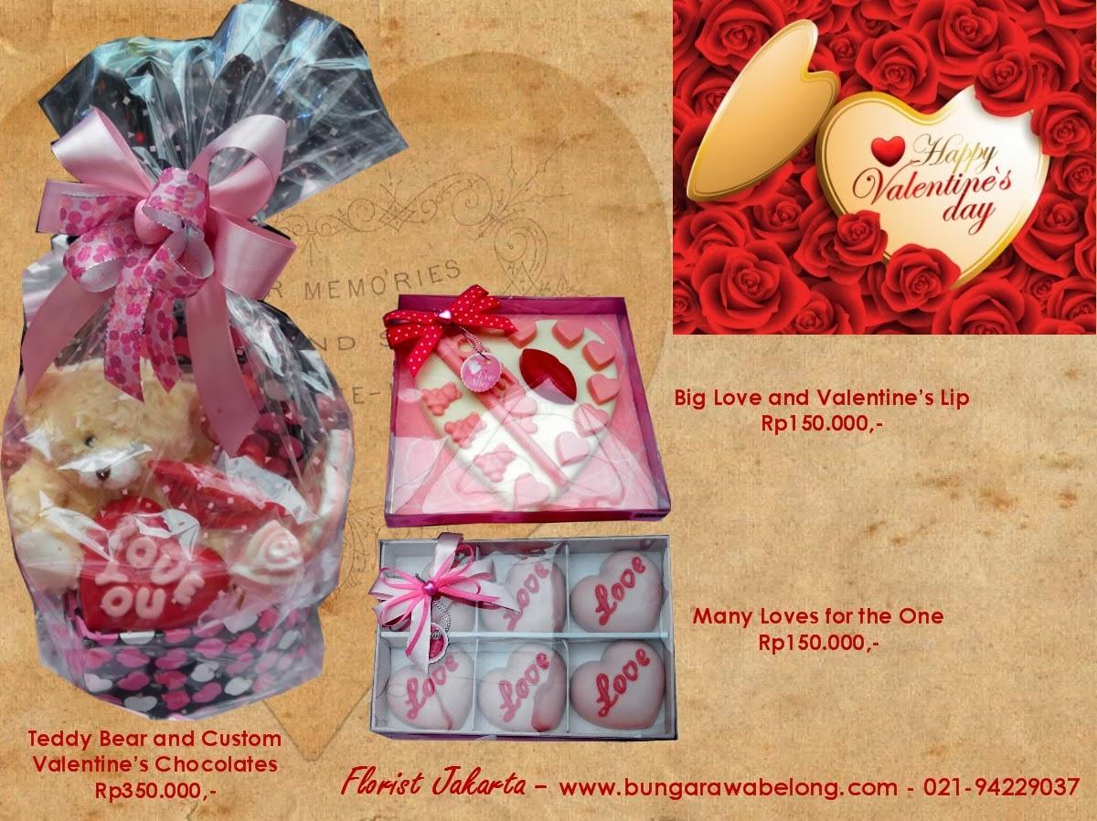 Bunga Valentine Day | dari Toko Bunga Florist Jakarta