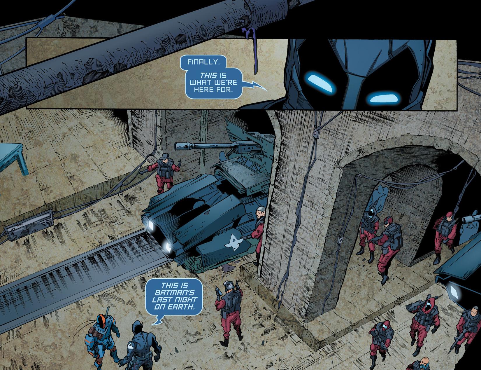 Batman: Arkham Knight [I] chap 39 pic 9