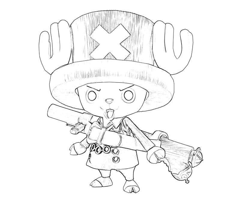 printable-one-piece-tony-tony-chopper-funny_coloring-pages