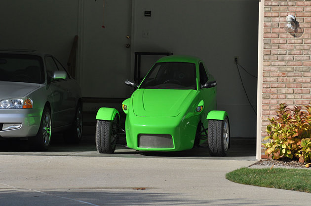 ELIO MOTORS launched thier most fuel efficient car allover.
