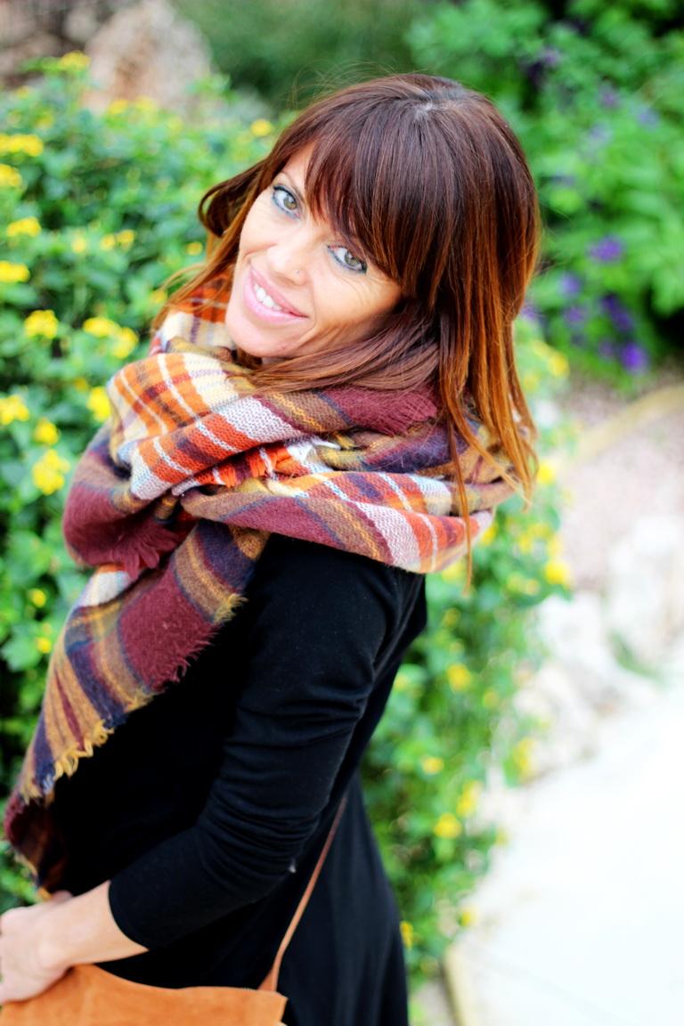 Fashion blogger, Ootd , streetstyle, tendencias otoño 2015, calzados Sandra