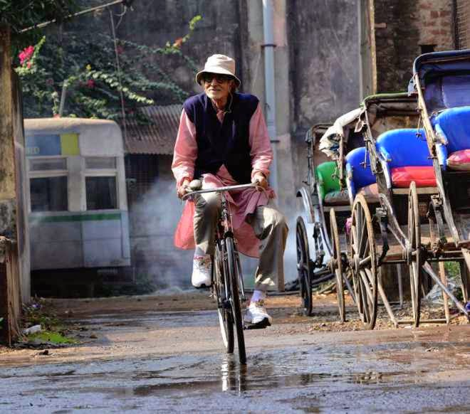 amitabh bachchan new look piku movie photos