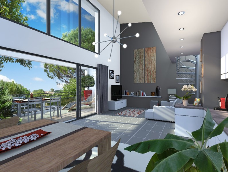 R sidence neuve agde cap d 39 agde votre station de vacances - Residence de vacances gedney architecte ...